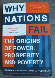 WHY NATIONS FAIL – So Do You Know Why Some Nations Prosper and Some Fail?